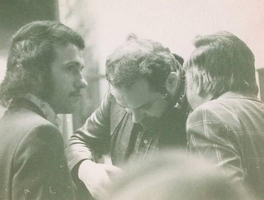 M. Wehrhahn, Manfred Schmidt und Günther Kresin