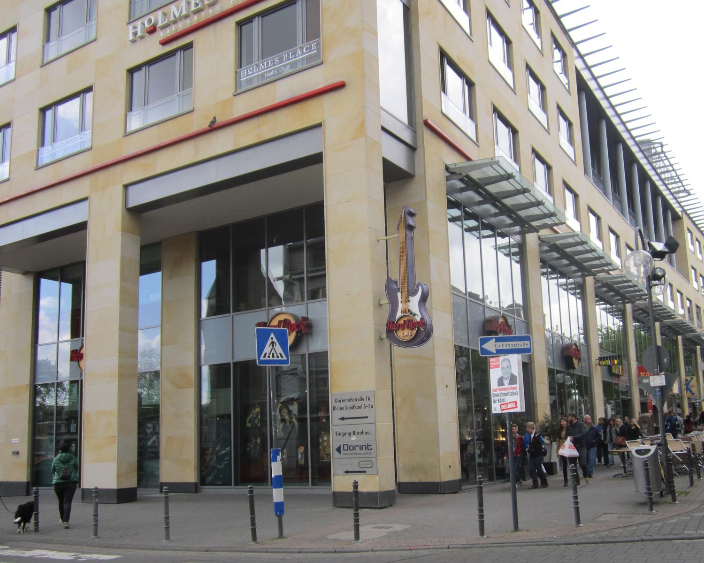 Goodbye Emma Live Hard Rock Cafe Cologne Radar Music