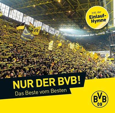 Nur-der-BVB-Einzel-CD-Borussia-Dortmund-Original-CD-PLUS
