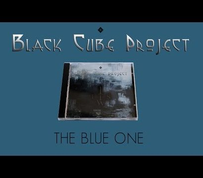 BLACK CUBE PROJECT – The Blue One