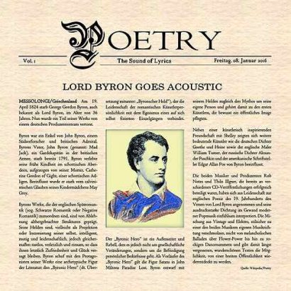 Lord Byron Goes Acoustic – EP
