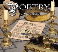 POETRY – Byronic Hero – (C) THilo Illgner