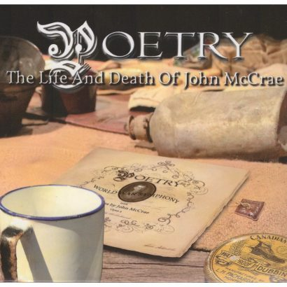 """The Life And Death Of John McCrae"""