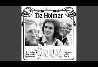 Höhnerhoff-Rock – De Höhner